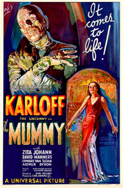 The Mummy (1932) 📽🌟