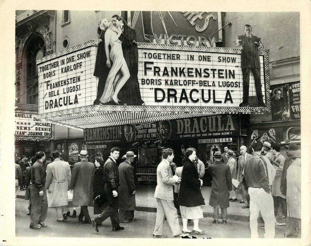 Double Feature Frankenstein and Dracula, 1952.jpg