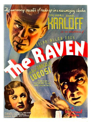 The Raven (1935) 📽 🌟