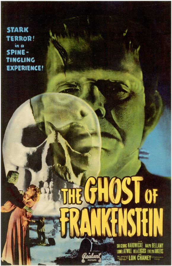 Ghost of Frankenstein (1942) 🌟