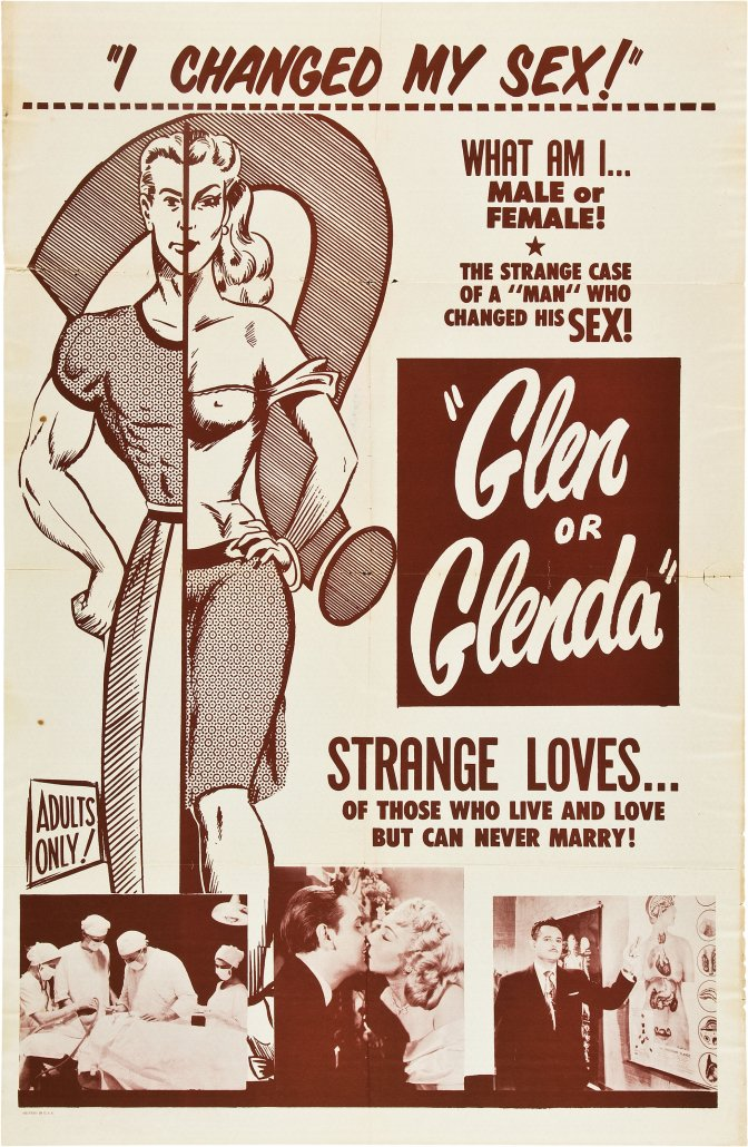 Glen or Glenda? (1953) 🌟