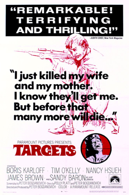 Targets (1968) 📽 🌟