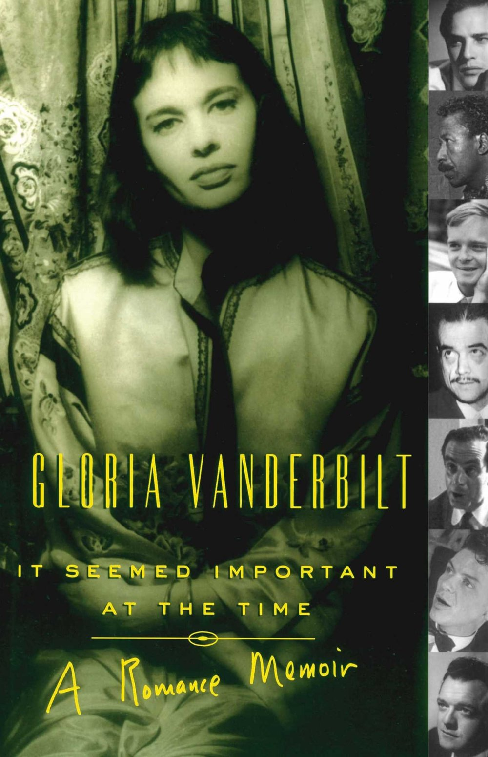It Seemed Important at the Time by Gloria Vanderbilt