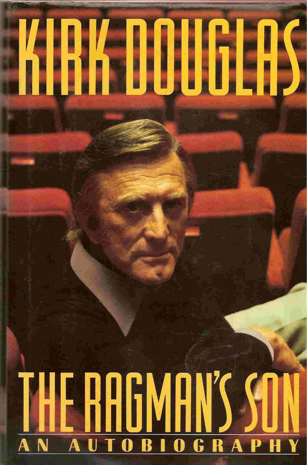 The Ragman's Son by Kirk Douglas