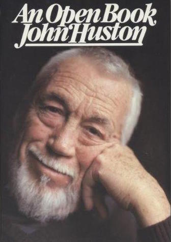 An Open Book by John Huston
