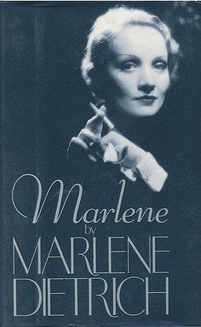 Marlene by Marlene Dietrich