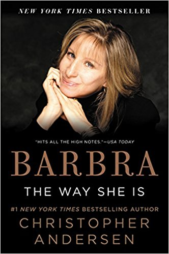 Barbra by Christopher Andersen
