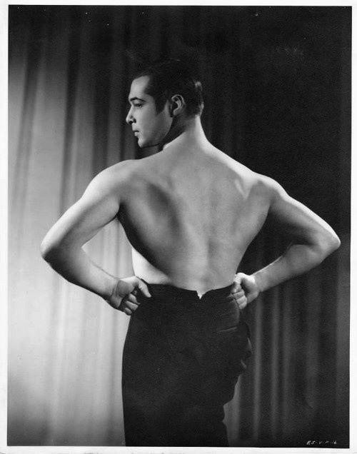 Rudolph Valentino, 1920's