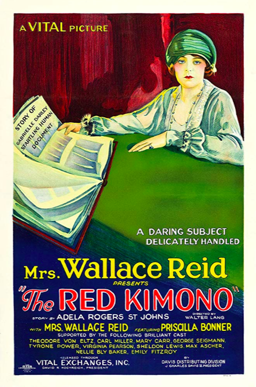 The Red Kimona (1925) 🌟