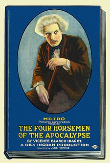 Four Horsemen of the Apocalypse (1921) 📽