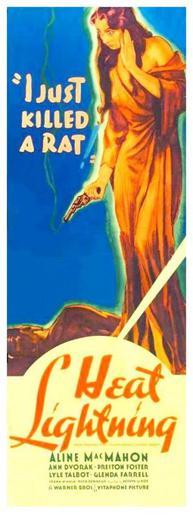 Heat Lightning (1934) 🌟