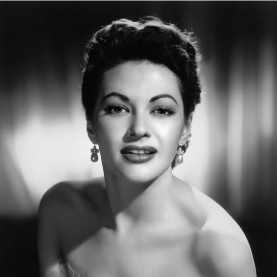 YVONNE DE CARLO (THE SEDUCED, EPISODE 5)