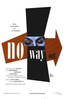 No Way Out (1950) 📖