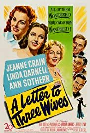 A Letter to Three Wives (1949) 🌟📽