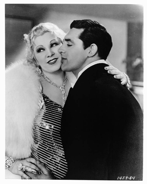 Mae West and Grant in  I'm No Angel  (1933)