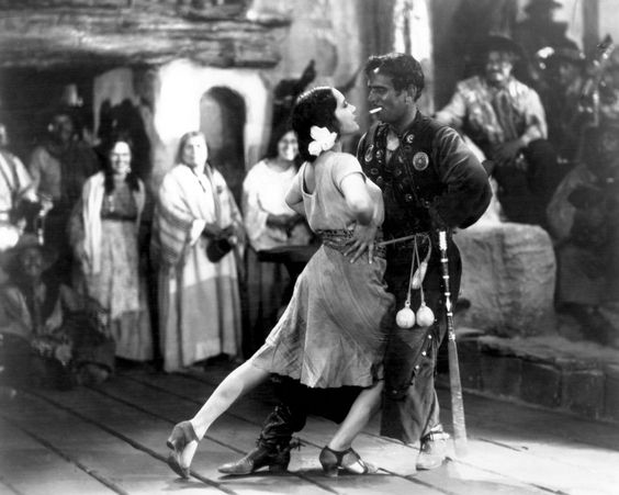 Lupe Velez and Douglas Fairbanks in The Gaucho (1927) Gaucho