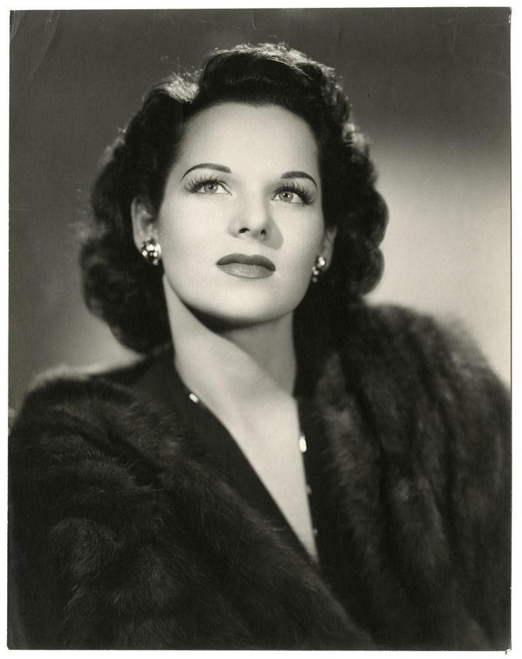 Virginia Hill, 1940's