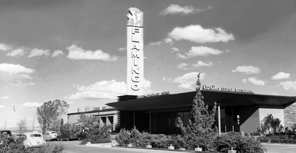 The Flamingo, Las Vegas, 1947