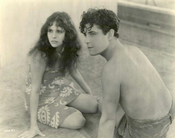Ramon Novarro & Dorothy Janis in The Pagan, 1929