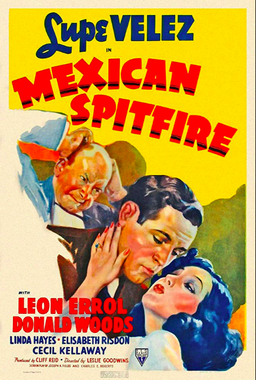 Mexican Spitfire (1940) 📽