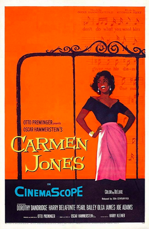 Carmen Jones (1954) 📽 🌟