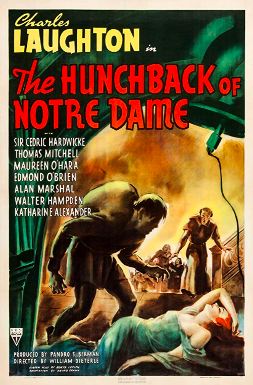 The Hunchback of Notre Dame (1939) 📽