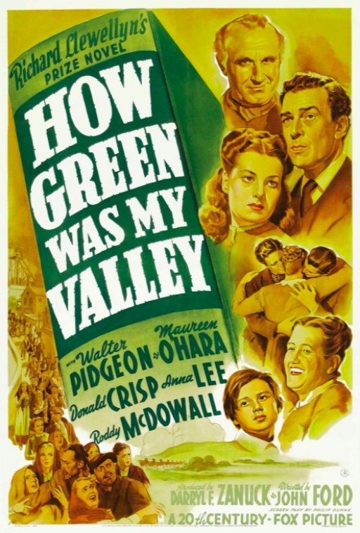 How Green Was My Valley (1941) 📽