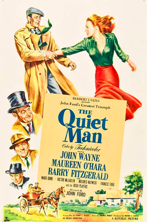 The Quiet Man (1952) 📽 🌟