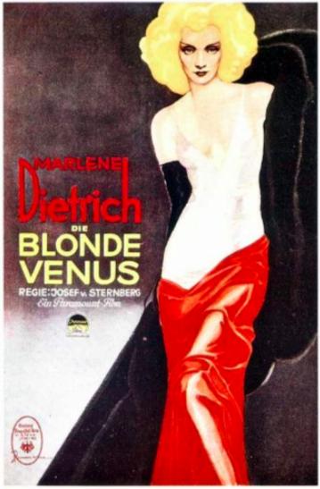Blonde Venus (1932) 🌟