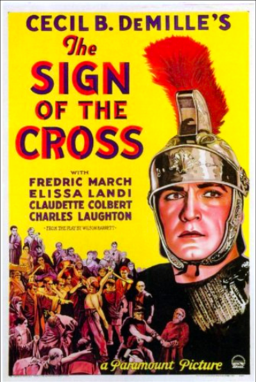 The Sign of the Cross (1932) 📽
