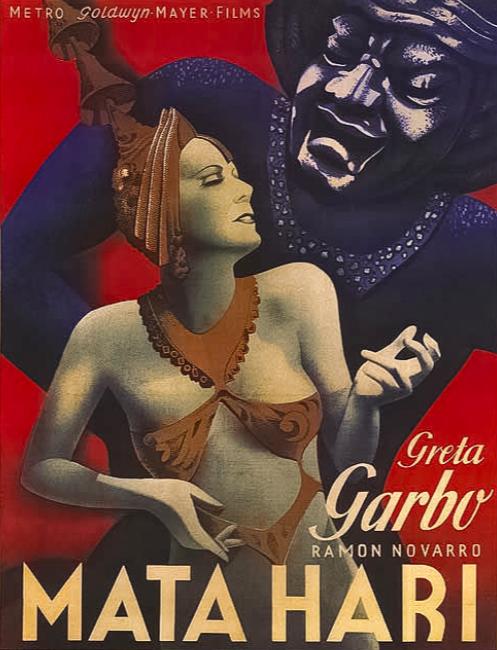 Mata Hari (1931) 📽🌟