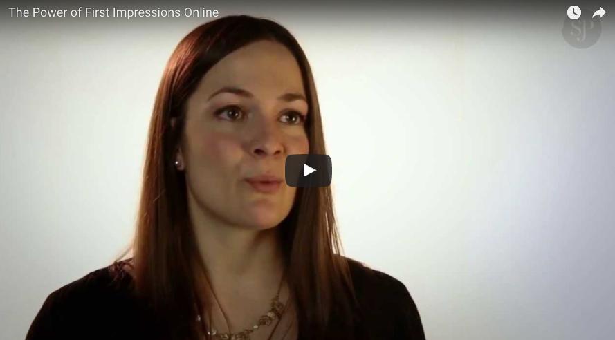 'The power of first impressions online' - zakelijkzichtbaar.be