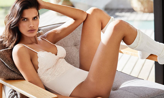 Underwear, sleepwear, accessories and swimwear for today's woman.