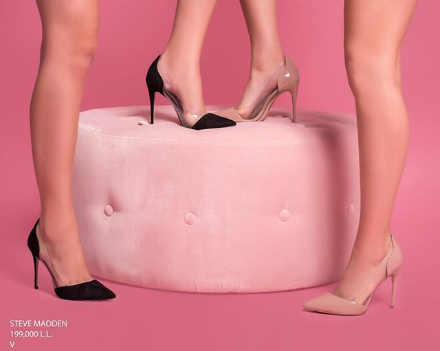 "Bring out your inner ""femme fatale"", whether you want to seduce or just feel sexy. Head to a Steve Madden near you and start your mission."