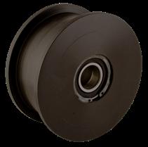 Lower Ball Wheel Guide Roller Solid Kegel Built For