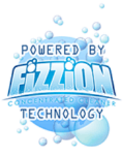 Visit  www.fizzionclean.com  to see the complete line of Fizzion Cleaning Products.
