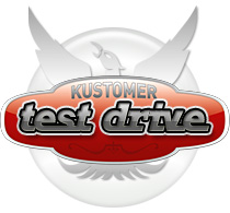 PLEASE CLICK HERE TO LEARN MORE ABOUT OUR KUSTOMER TEST DRIVE PROGRAM