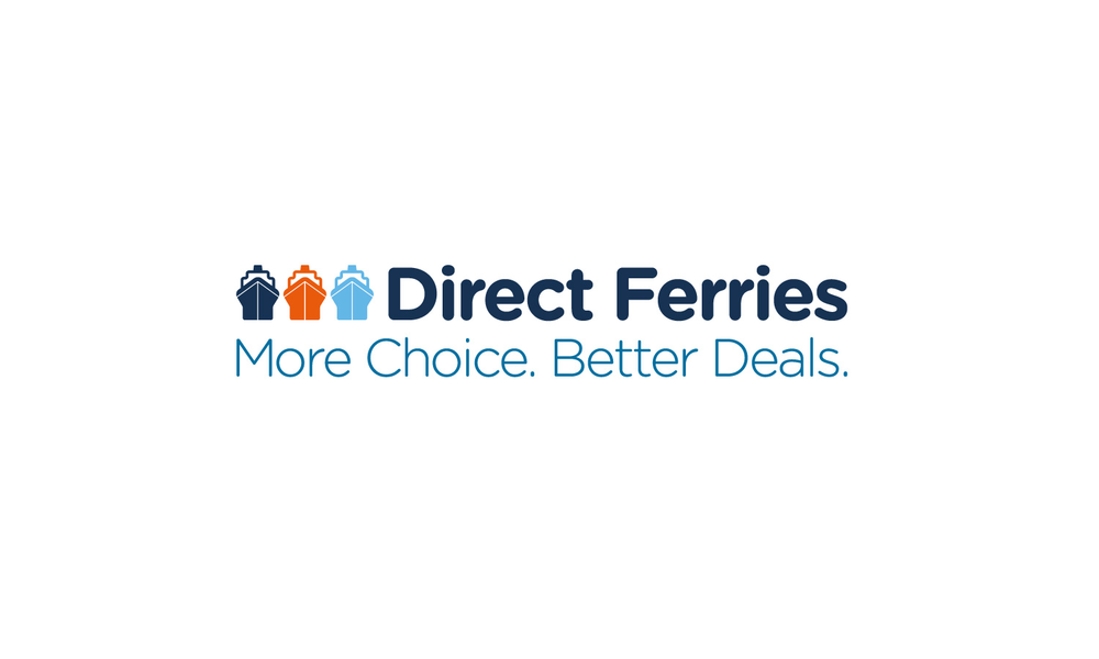 Logo Design and Brand Identity Kent - Direct Ferries