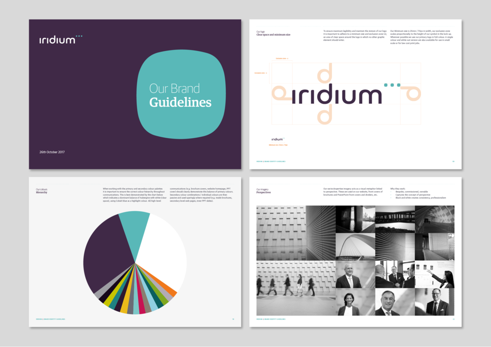 Logo Design Kent - Iridium
