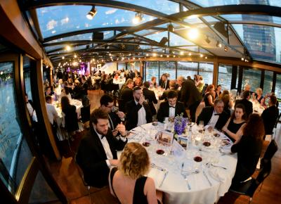 Springboard's 'FutureChef Banquet on Bateaux'