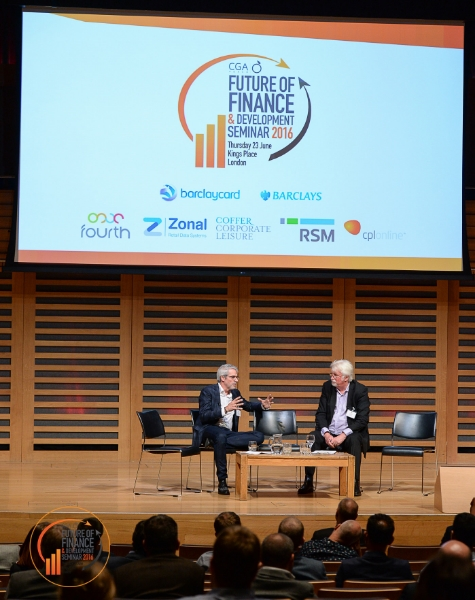 Jeremy Roberts, CEO & Founder, Living Ventures talks to Peter Martin