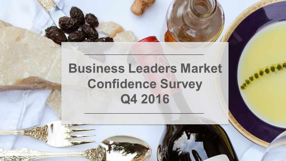 DOWNLOAD: Business Leaders Market Confidence Survey Q4 2016