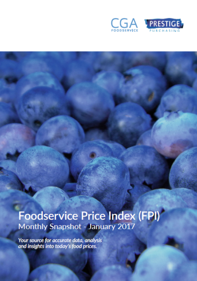 Download Report: Foodservice Price Index (FPI) - January 2017