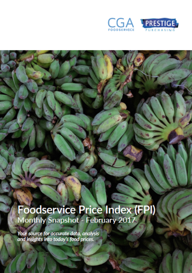 Download: Foodservice Price Index (FPI) - February 2017