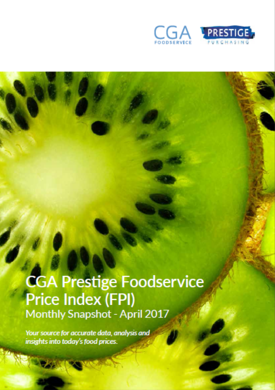 Download Report: Foodservice Price Index (FPI) - April 2017