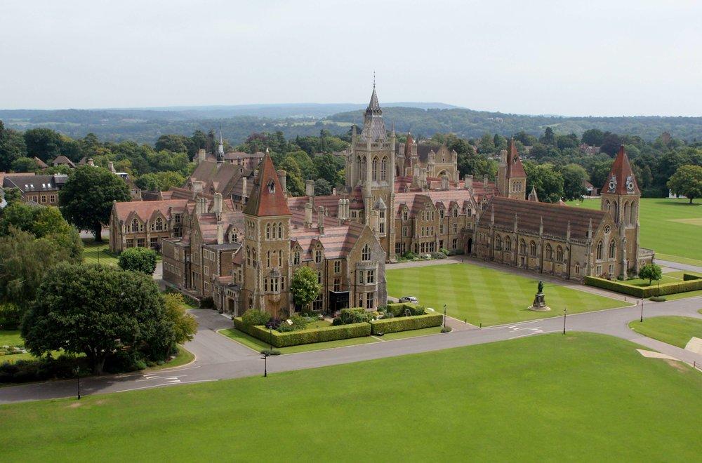 Charterhouse school venue for nike sports camps