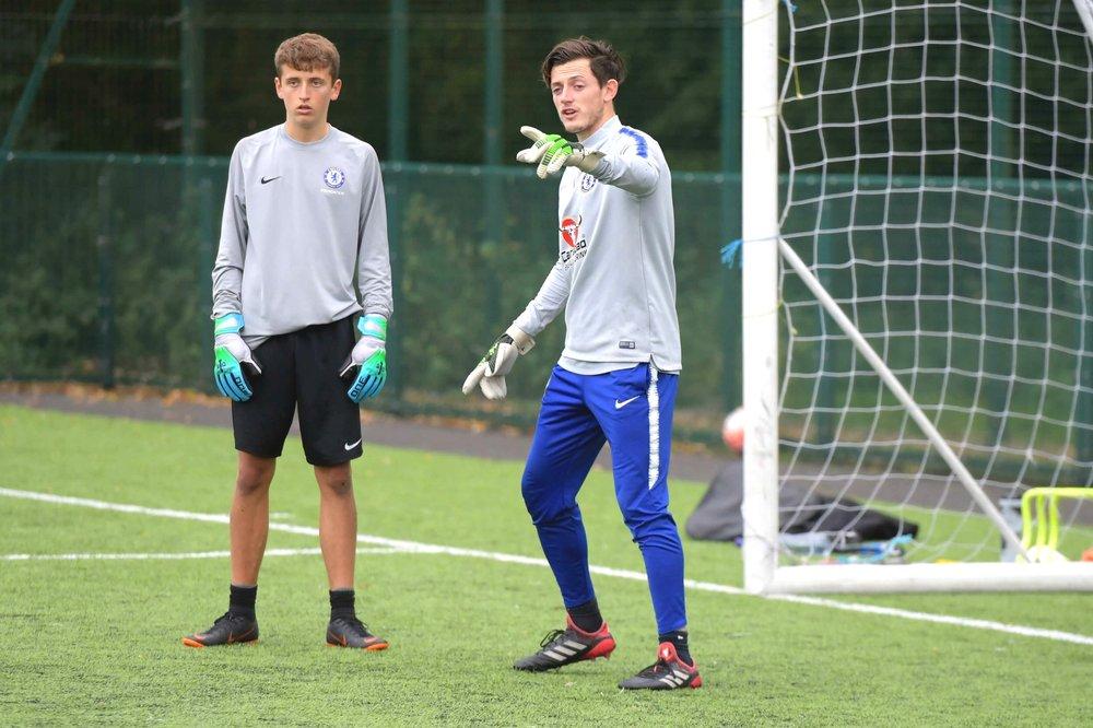Chelsea-Goalkeeper-Coaching-Camp