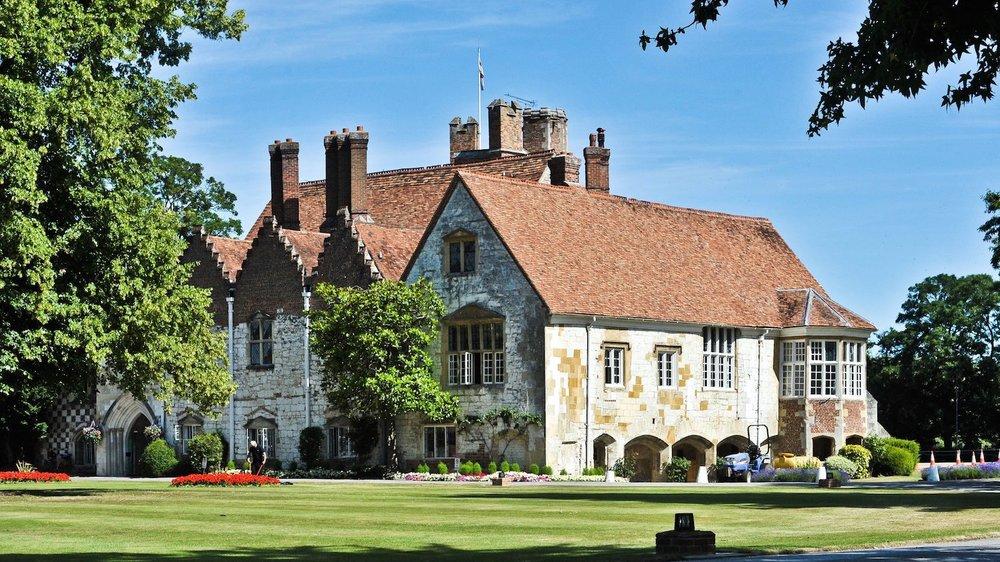 Bisham Abbey Main Abbey