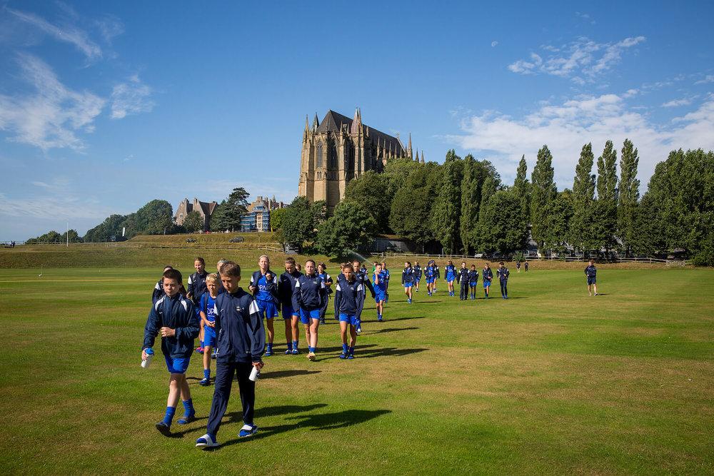 Nike-Football-Camp-Walking-Field