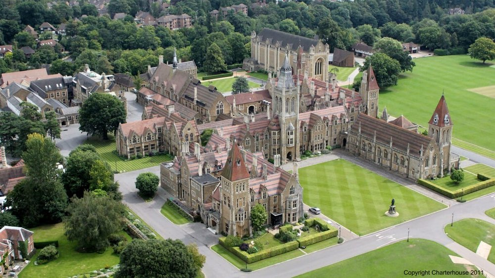 Charterhouse School Nike Sports Camps Venue